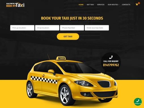 BookMyTaxi – One Way Cab Ahmedabad