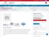 Book Liver Function Test @ Rs. 400 | Book Online | Bookmytest