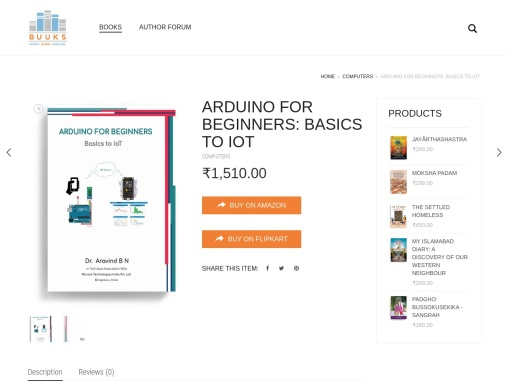 Arduino For Beginners   Best Book for Arduino Programming