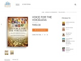 Voice for the Voiceless | Best Selling Book for True Accounts