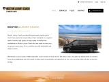 Boston Luxury Coach Luxury Limos and Cars