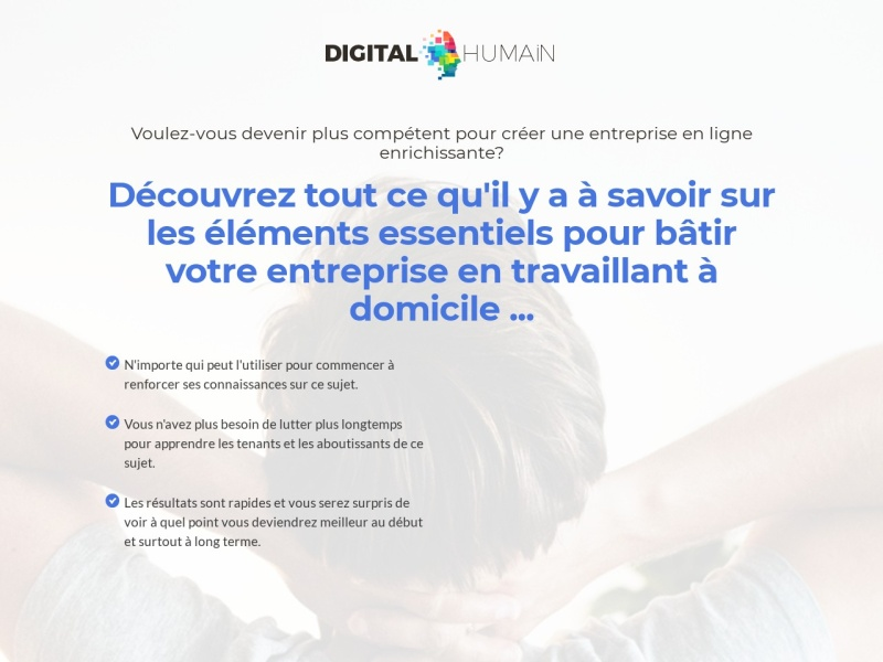 digital humain