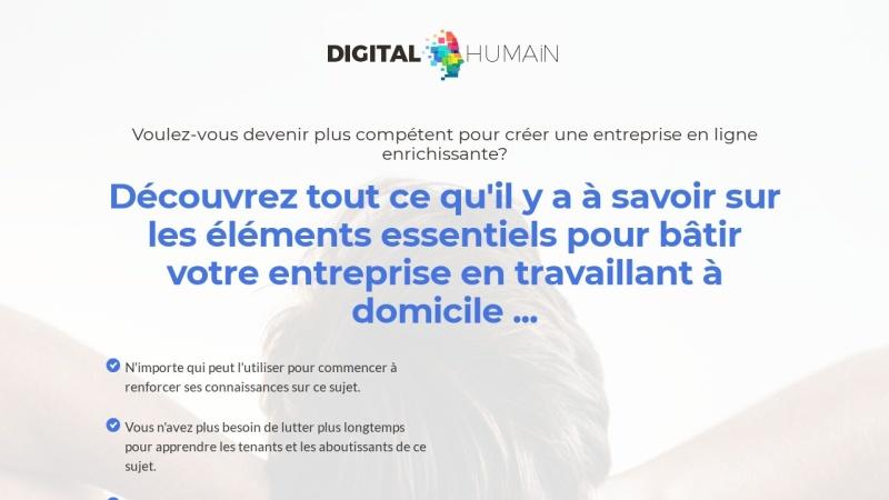 digital humain