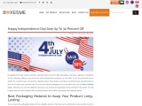 Happy Independence Day Sale Up To 30% Off