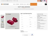 Best Quality Material to Design Hot Dog Boxes