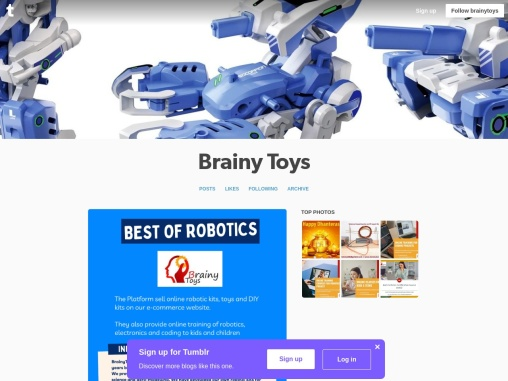 Online Training in Advanced Technology – Buy Robotic Kits – Robotics and Coding – Brainy Toys
