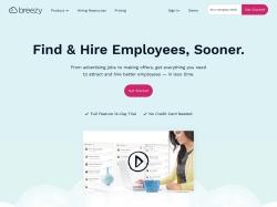 Breezy HR screenshot