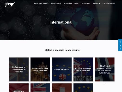Post Brexit Registration, Brexit impact, Brexit implications