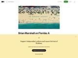 Brian Marshall on Florida: A wanderer's paradise