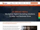 Best Digital Marketing services in Thane – Bricks Media