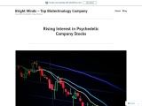 Rising Interest in Psychedelic Company Stocks