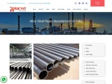 Alloy Steel Pipes Manufacturer in India