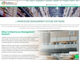 Warehouse / Inventory Management System Software