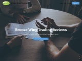 Bronze Wing Trading Reviews – Have a Look!