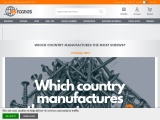 WHICH COUNTRY MANUFACTURES THE MOST SCREWS?