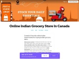 Canada's Favorite online Indian Supermarket for buying Indian grocery items
