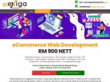 ecommerce web design malaysia Unlimited Pages