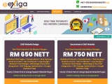 Web design prices malaysia Unlimited Pages