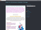 build an ecommerce website chicago