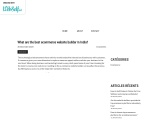 Webself- What are the best ecommerce website builder in India?