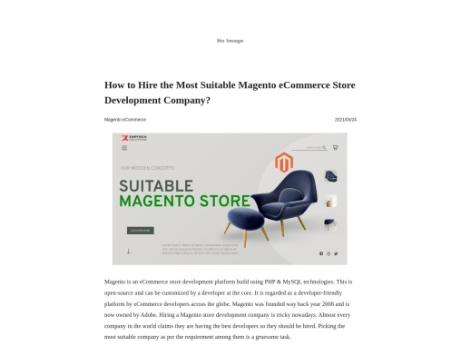 FC2- How to Hire the Most Suitable Magento eCommerce Store Development Company?