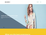 What are the best ecommerce website builder in India?