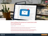 Constant Contact- How to Boost Ecommerce Conversions with Email Marketing?