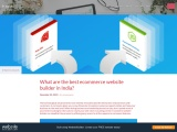 Constant Contact- What are the best ecommerce website builder in India?