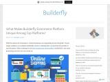 WordPress- What Makes Builderfly Ecommerce Platform Unique Among Top Platforms?