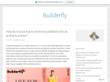 WordPress- How to choose top ecommerce platforms for an online business?