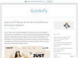 WordPress- How to Sell Products Online for Free Without an Ecommerce Website?