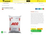 Order ACC Suraksha Cement At Lowest Price   Builders9