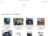 Ford Grille Collection – Built NKO