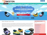 Electric Bumper Car Rides You Can Buy