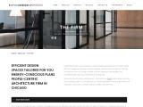 Architectural firm Chicago – Eco friendly architecture firm in Chicago, Burhani Design Architects