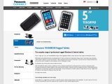Panasonic Business – Ruggedized Android Tablet for Business Operations