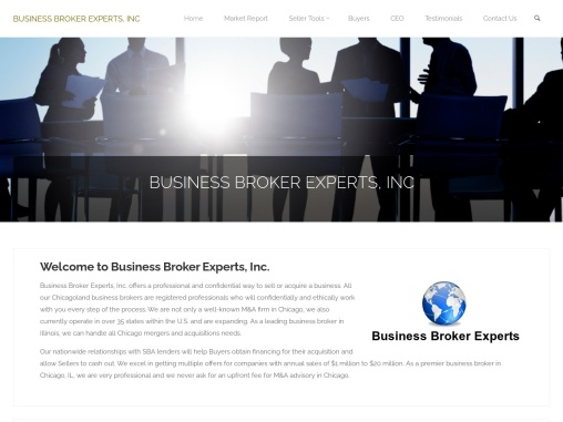 Business Valuation Services in Chicago