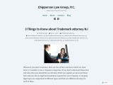 What are functions of Trademark Attorney?