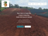 Farm for sale – Buy a farm in Costa Rica – Low risk investment.
