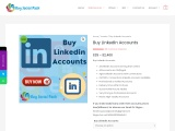 Buy Linkedin Accounts – SMM Serivce