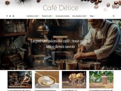 Moulins à café électriques et manuels