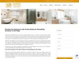 Bathroom Remodeling Contractor San Diego