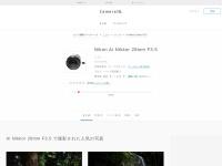 Nikon Ai Nikkor 28mm F3.5 | かめらとデータベース