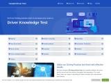 book an online road test alberta
