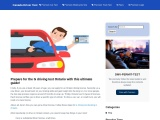 Prepare for the G driving test Ontario