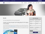 Get car title loans in Burnaby