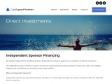 What we offer to independent sponsors
