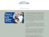 Free Write Off Check – CarDotCheck
