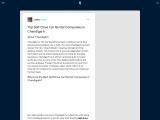 Self Drive Car Rental Chandigarh Airport