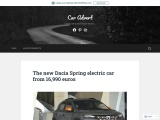 The new Dacia Spring electric car from 16,990 euros